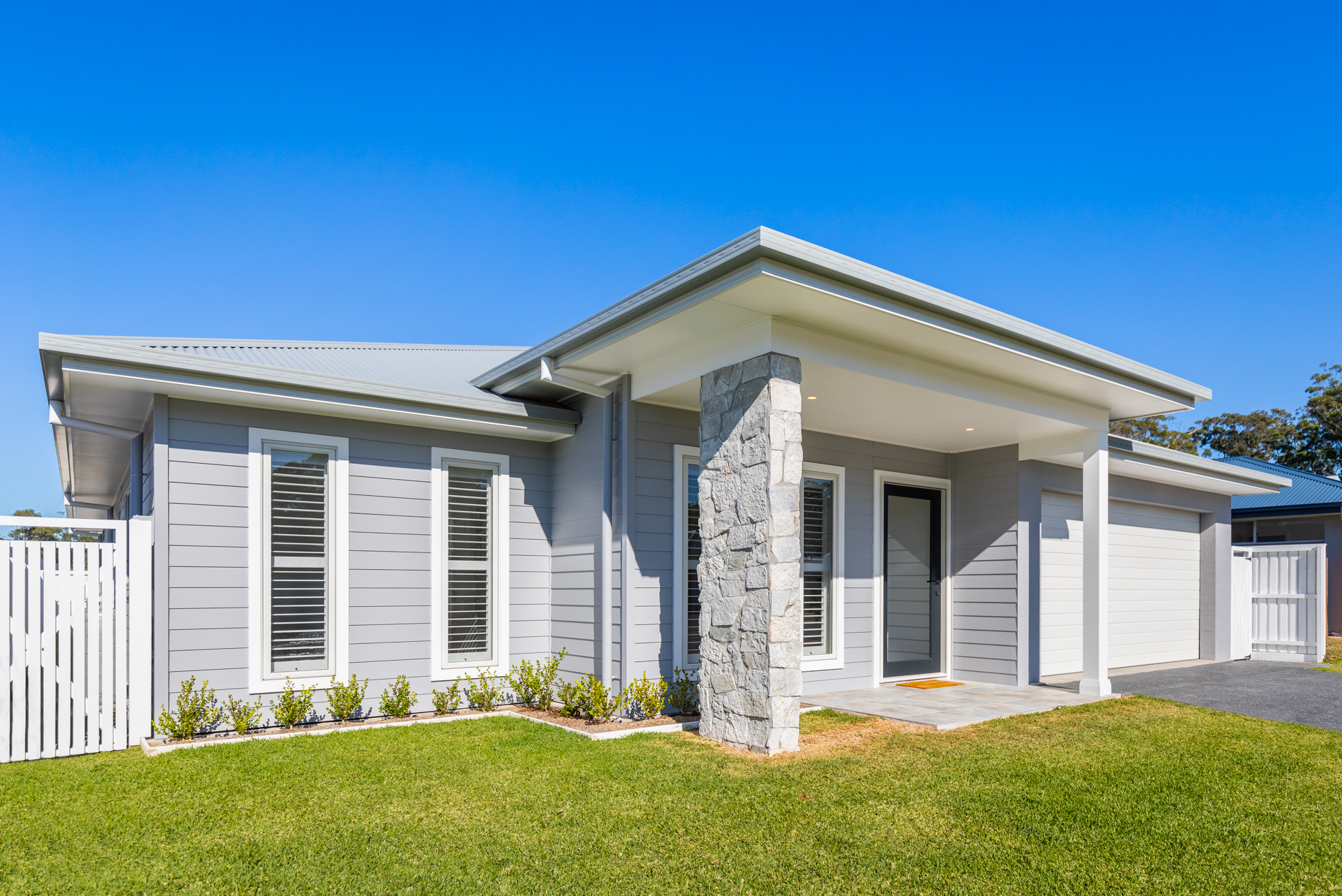 Korora new home builder